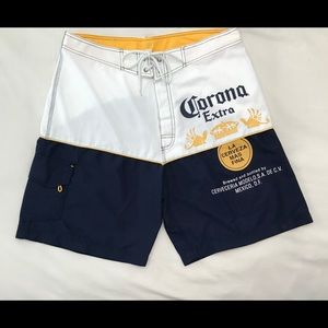 Other - Corona Extra Board Shorts Swimming Trunks